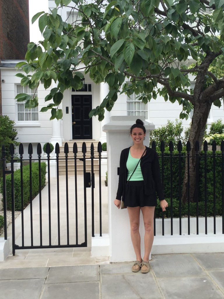 Current graduate student Alyssa Marion spent summer 2015 learning, interning and exploring in London!