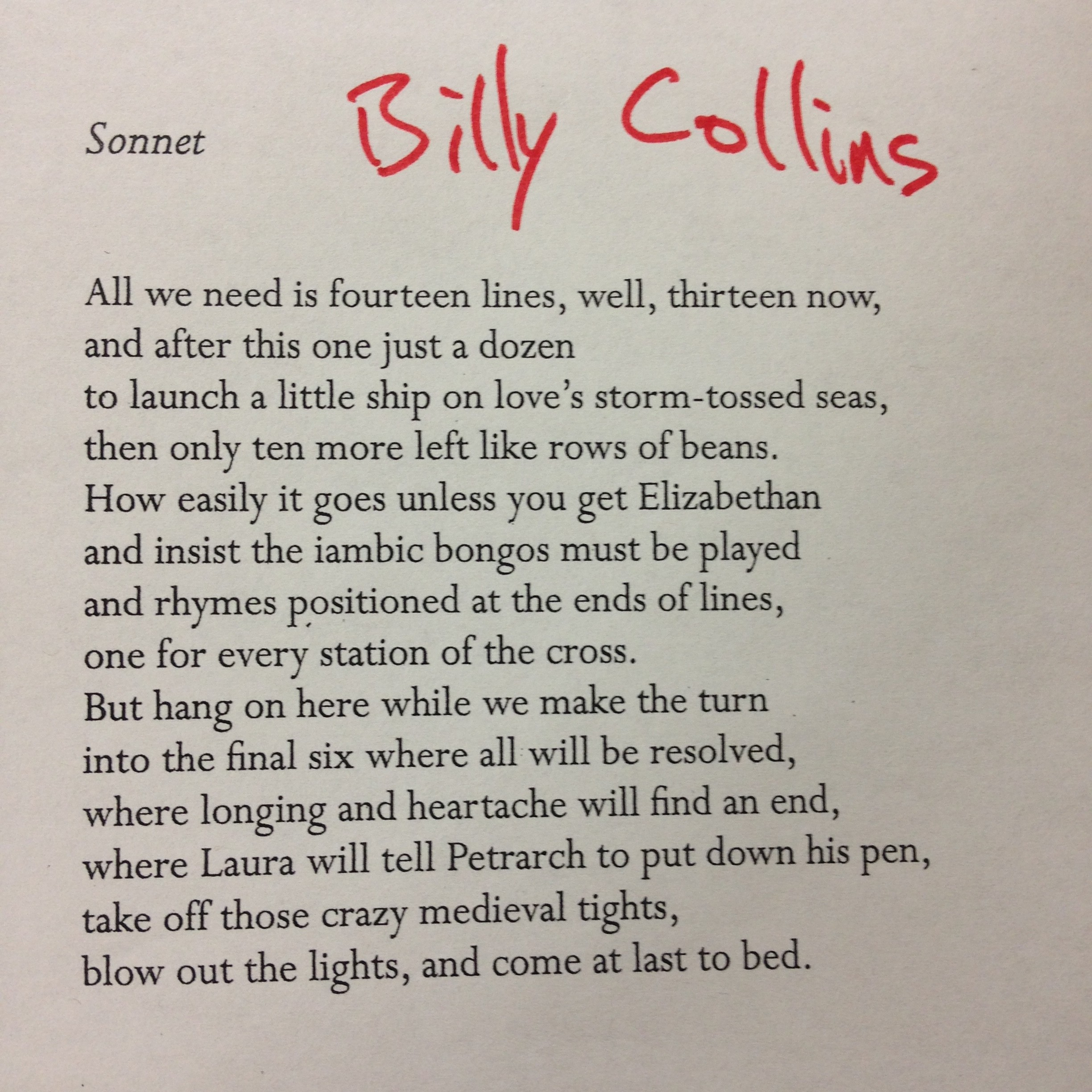 For all those reading Shakespeare's Sonnets! | The Core Blog