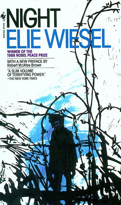 "The Front Cover of Elie Wiesel's ""Night"" 