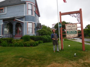 Lars runs a great bed and breakfast in Luddington Michigan