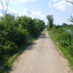 The Great River State bike trail